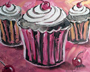 Sugar High (Cupcake and Painting party!)