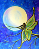 Moonlit Fairy (Cookie Painting Party)
