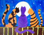 Kid Friendly / Moonlit Cats